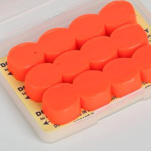 可塑性硅胶游泳防噪耳塞 儿童款