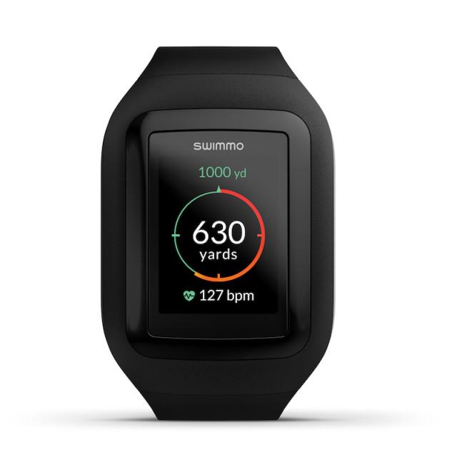 SWIMMO新一代游泳智能手表